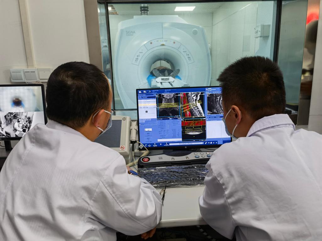 多重保障!西藏醫療體係為群眾健康保駕護航