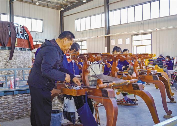 西藏山南千年紡織工藝的蝶變之路