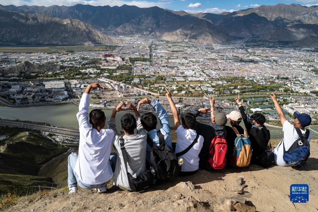 西藏:城郊輕度假 旅遊新業態(圖)