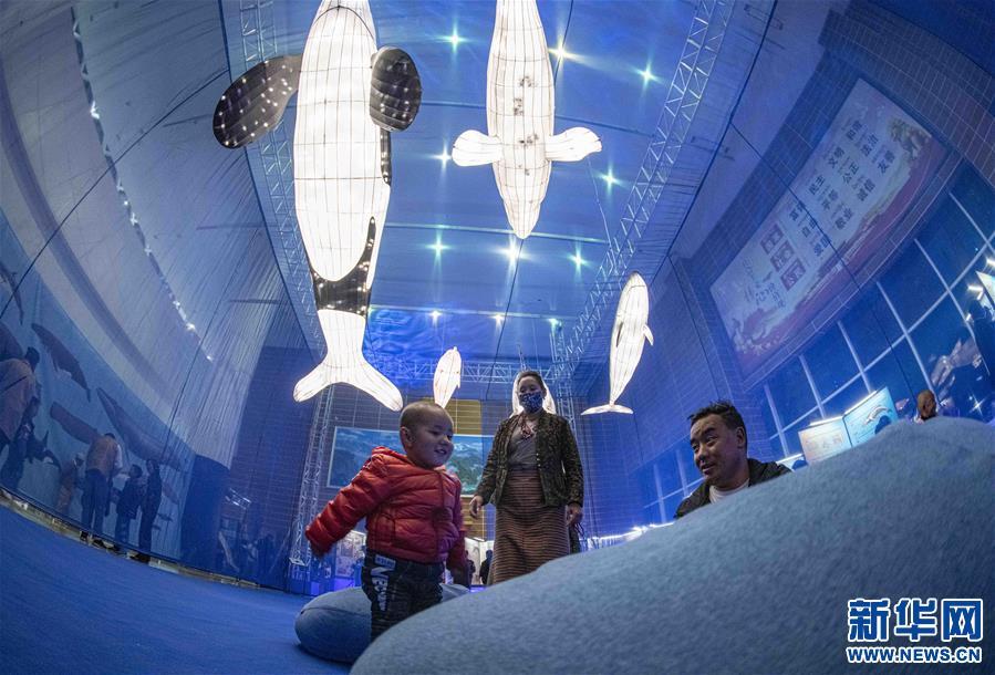 西藏:孩子們的博物館之夜(圖)