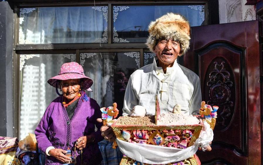 西藏人均預期壽命71.1歲 創歷史新高