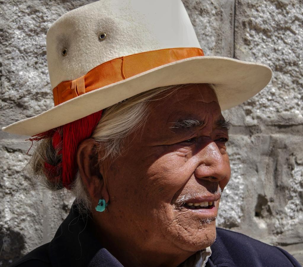 苦難和新生——西藏翻身農奴影像檔案:頓珠旺傑