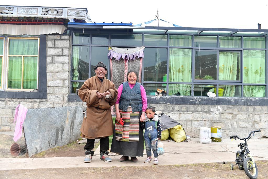 苦難和新生——西藏翻身農奴影像檔案:索朗多傑