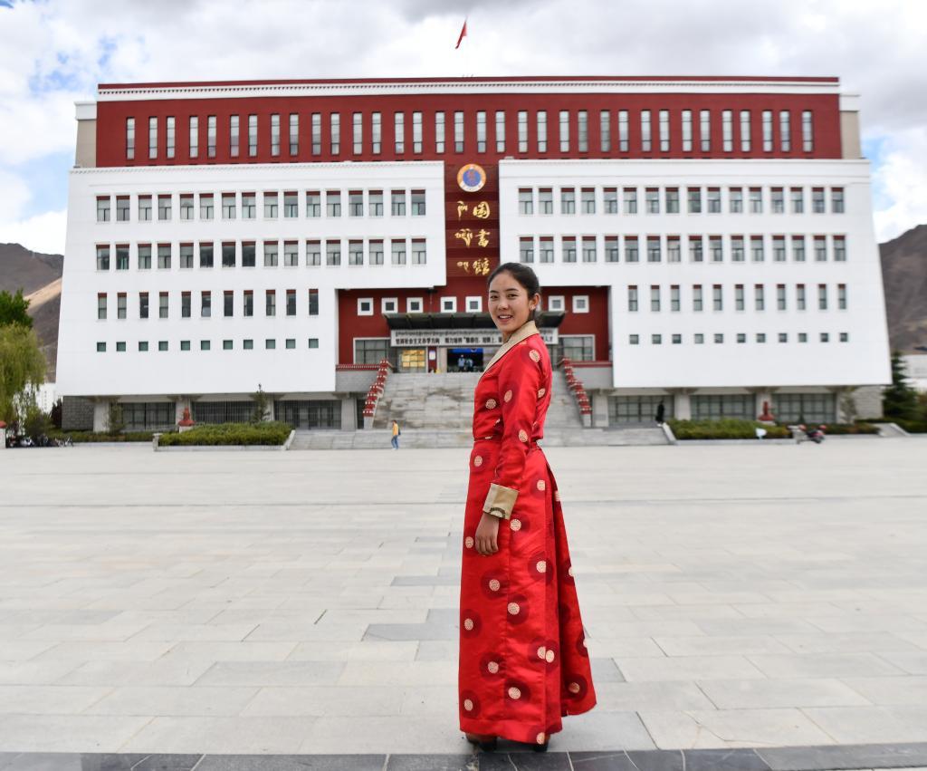 西藏首位藏族造血幹細胞捐獻者成功捐獻(圖)